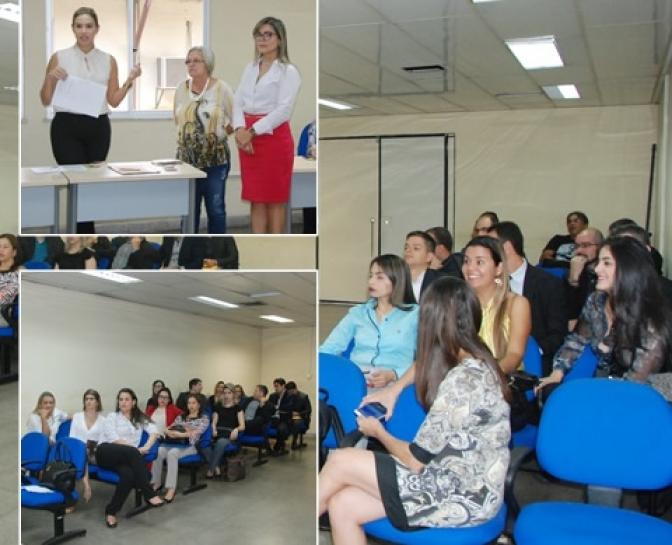 Primeiro encontro com delegadas de DEAMs do ano em Belém