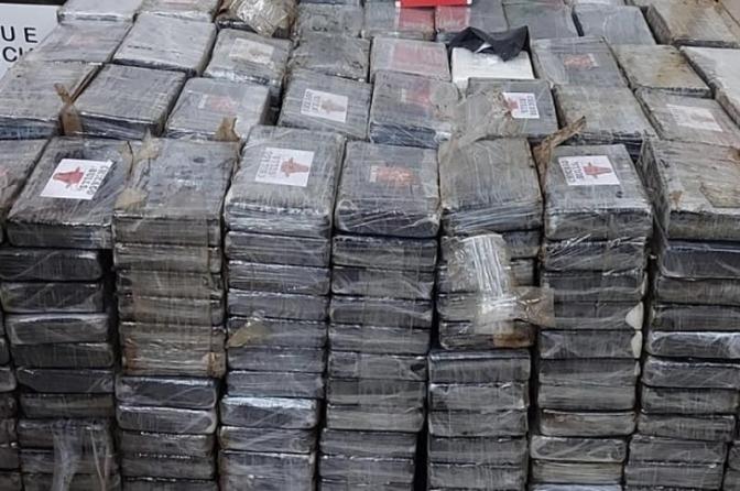 Polícia Militar intercepta aeronave e apreende cocaína avaliada em quase 30 milhões de reais na Paraíba