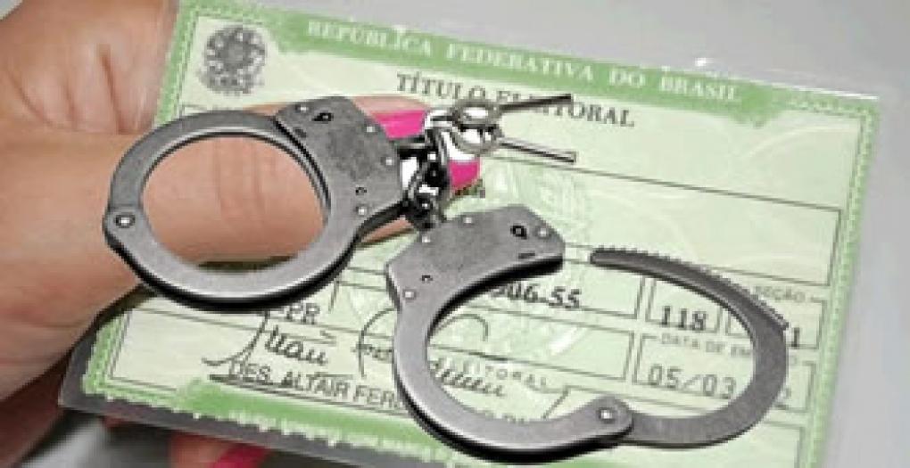 A pena mínima em todos os crimes eleitorais