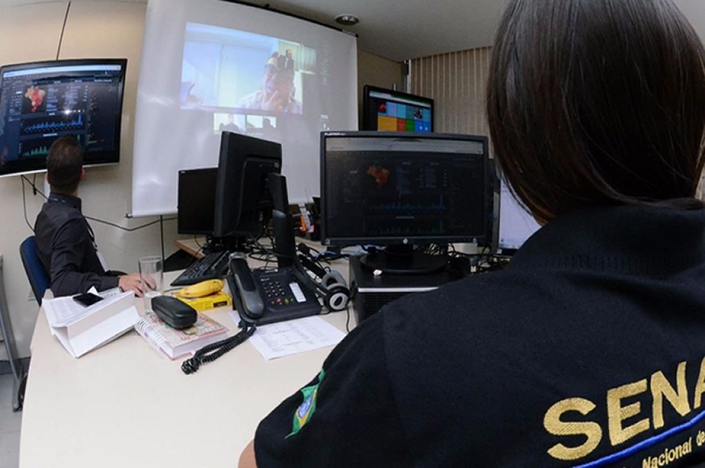 Competência para processar os crimes contra a dignidade sexual infantil cometidos na web