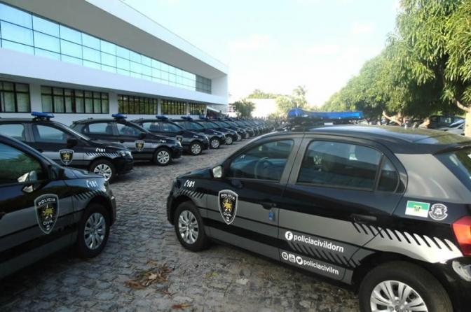 Concurso da Polícia Civil do RN com 'salário' de até R$ 23,3 mil para delegado