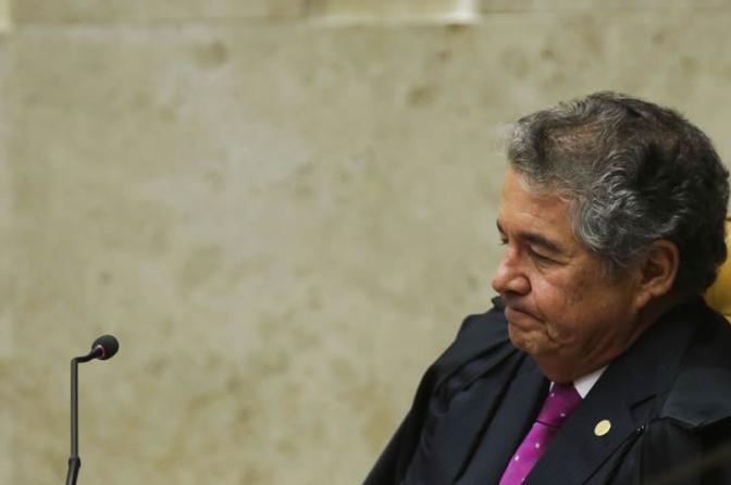 """Ministro Marco Aurélio envia ofício e """"proíbe"""" que pessoa comum se dirija a ele"""