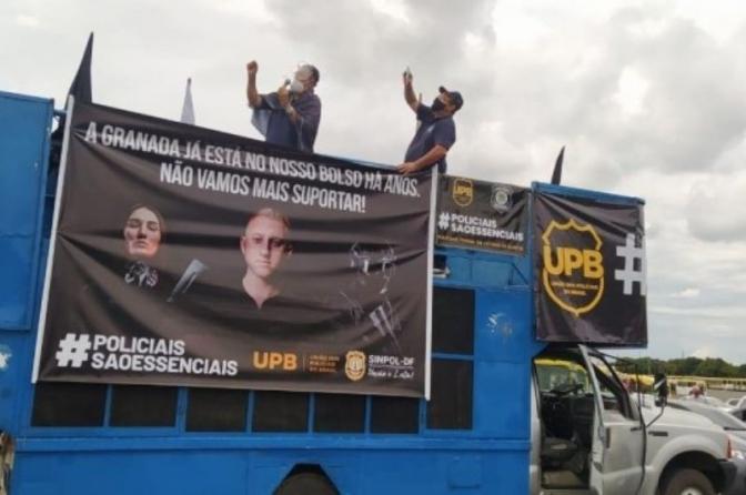 Mobilização Nacional contra a Reforma Administrativa da PEC 32/20
