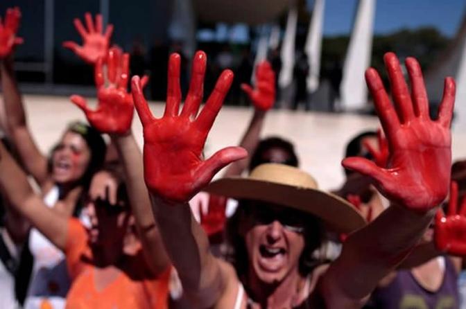 Modelo de Relatório de Inquérito para o crime de Feminicídio, nos moldes da Lei 12.830/13; versão 2019