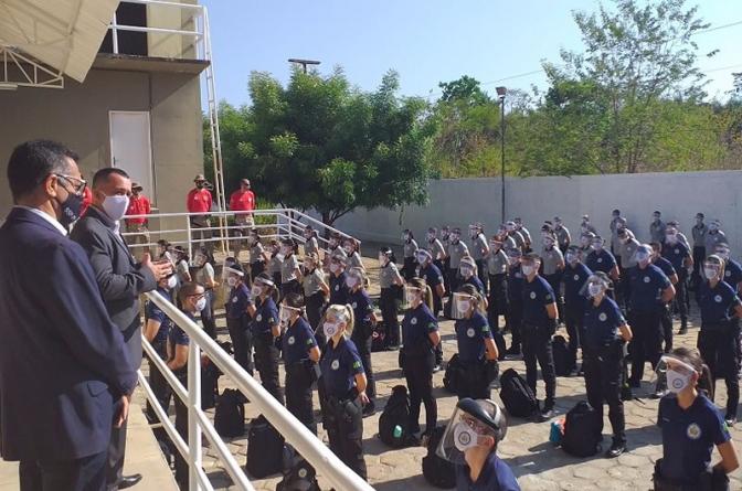 Polícia Civil do Piauí retoma atividades do Curso de Formação