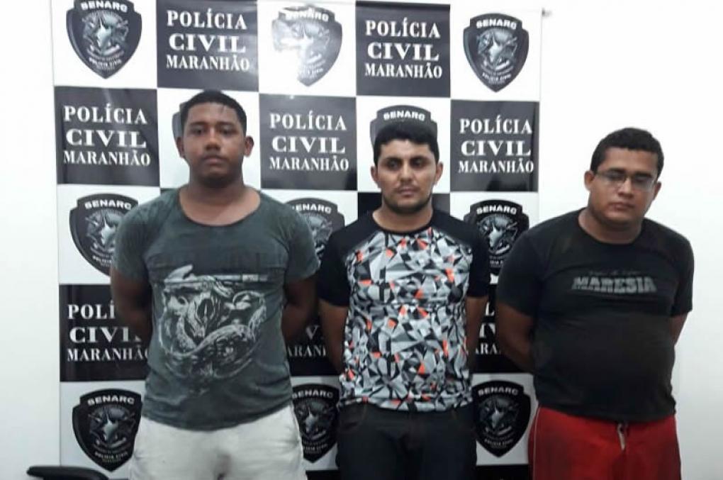 Senarc do interior do Maranhão apreende drogas, armas de fogo e munições