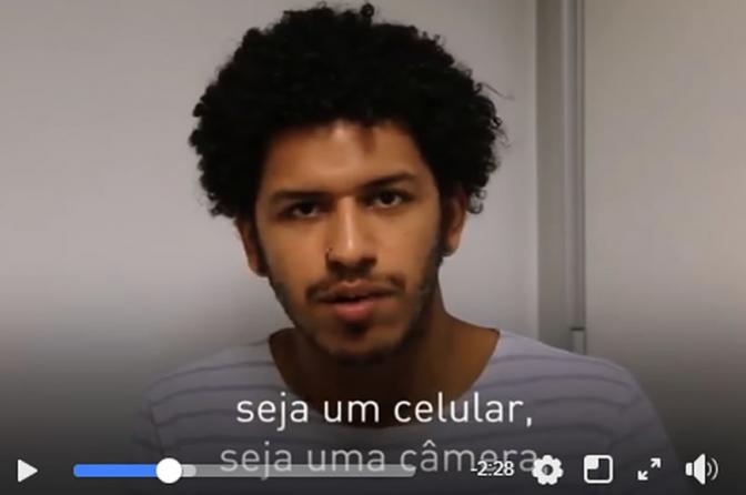 Vídeo com dicas de como sobreviver a abordagem de policiais e militares viraliza na internet