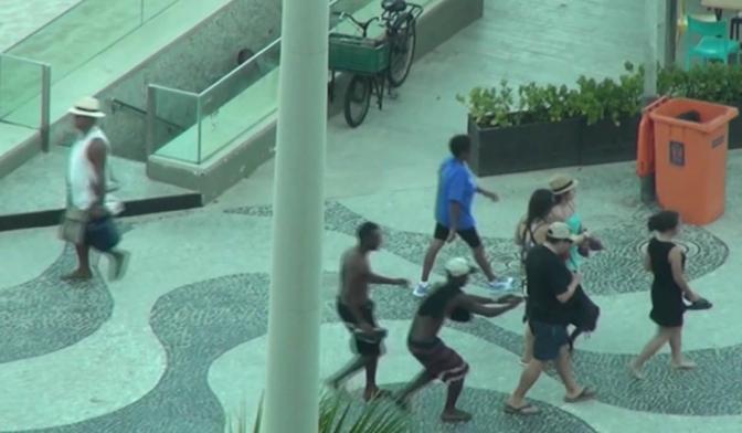 Número de roubos bate recorde no Rio, e Copacabana tem aumento de 213% em 2 anos