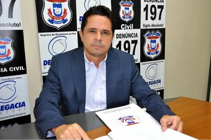 Mato Grosso possui apenas 187 delegados; ideal seria 400, afirma diretor da PJC