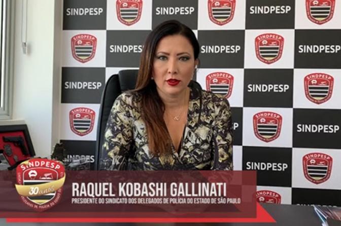 Sindpesp enaltece atitude corajosa da delegada Renata Muassab que em decisão legalista preservou as funções constitucionais da Polícia Civil