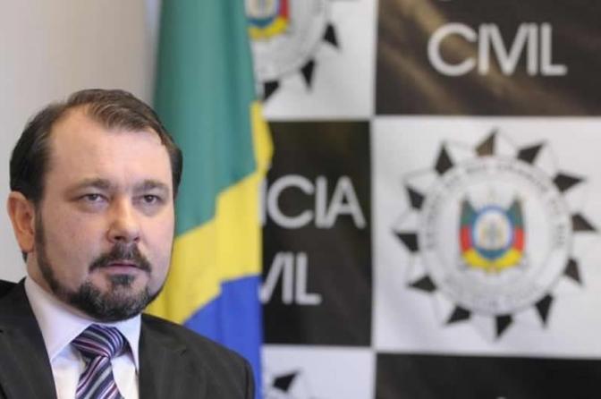 Wendt recebe dois títulos para o rol dos Melhores Delegados de Polícia do Brasil!