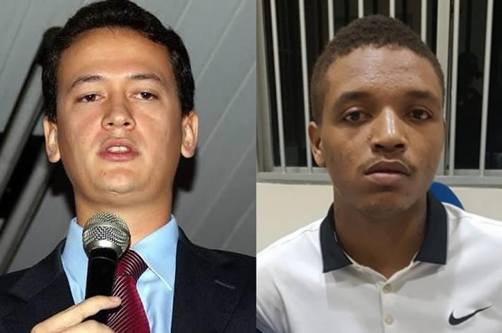 Os dois DAVIS: O Retrato da Justiça no Brasil. O PF e o delinquente