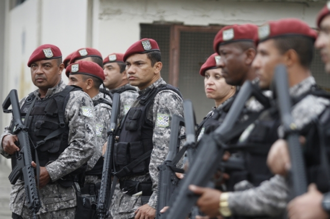 Diretor-geral da Polícia Federal deseja criar o cargo policial de nível médio