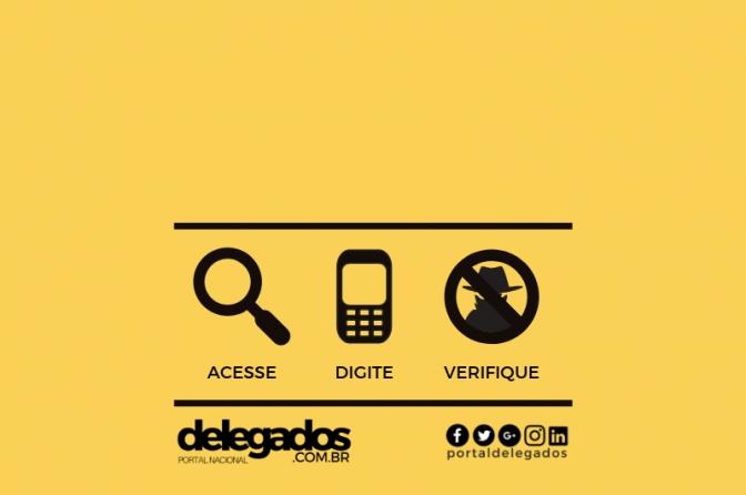 Clique e veja se o celular é roubado!