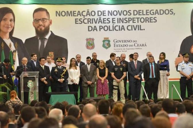 Confirmado para este mês o Edital do Concurso da Polícia Civil do Ceará!