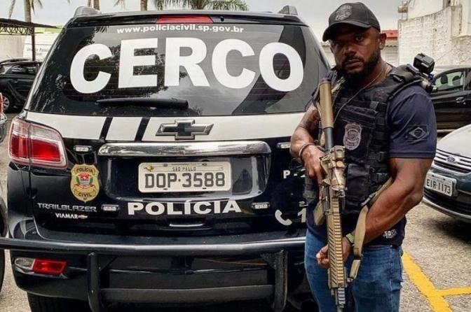 Delegado da Cunha é afastado das ruas pela Polícia Civil