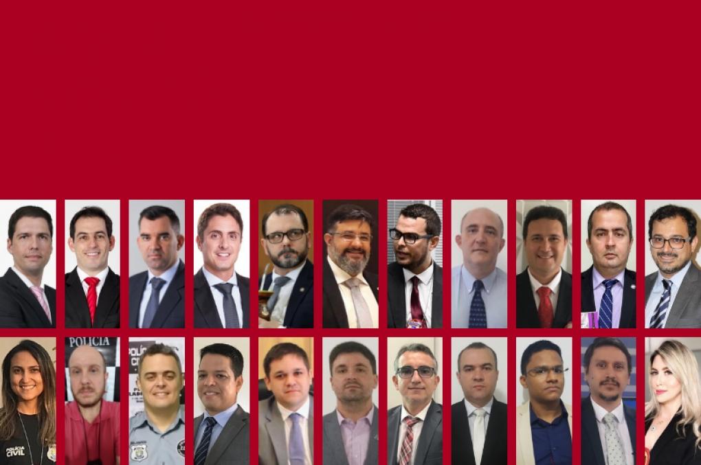 Saiu a Lista dos Melhores Delegados de Polícia do Brasil! Censo 2018!