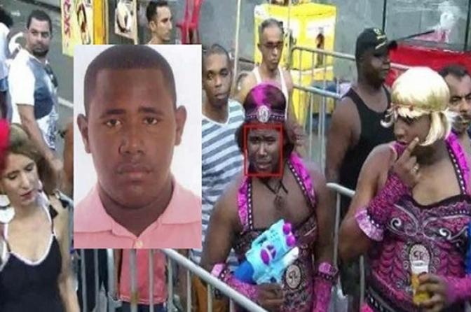 Reconhecimento facial impede entrada de homicida em circuito de Salvador