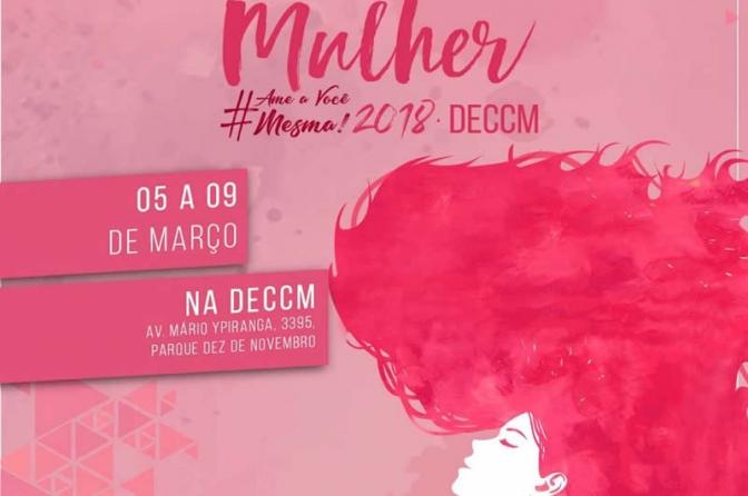 Adepol do Amazonas e a Delegacia da Mulher realizam a Semana da Mulher 2018