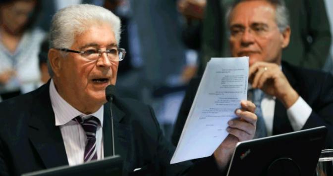 Após polêmica, Requião anuncia mudança no texto sobre abuso de autoridade