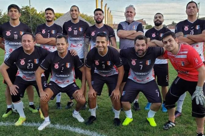 Time de Futebol de Delegados do Pará é campeão do 1º Campeonato Norte-Nordeste