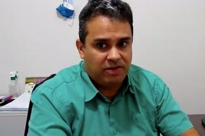 Delegado Sampaio diz que golpes pela internet aumentaram 3.000% no interior do MA