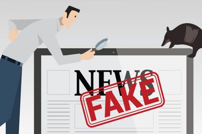 Fake News e utilização de fontes abertas