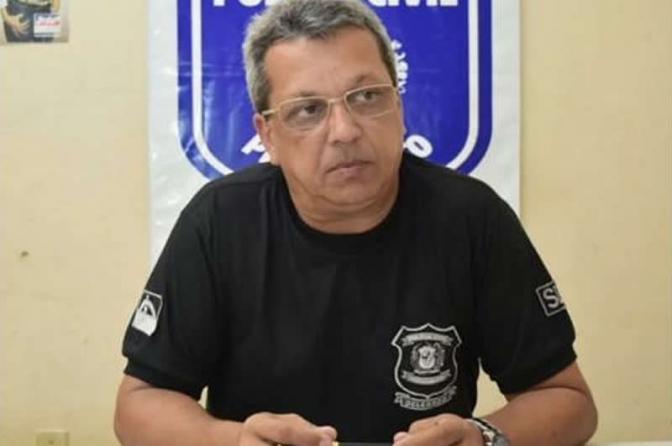 Delegado comete suicídio em delegacia do interior de Pernambuco