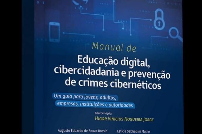 """Lançamento da Obra """"Manual de Educação Digital e Cibercidadania"""""""