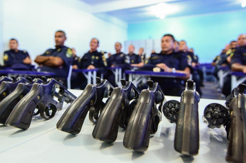 STJ limita porte de arma para guardas municipais de folga