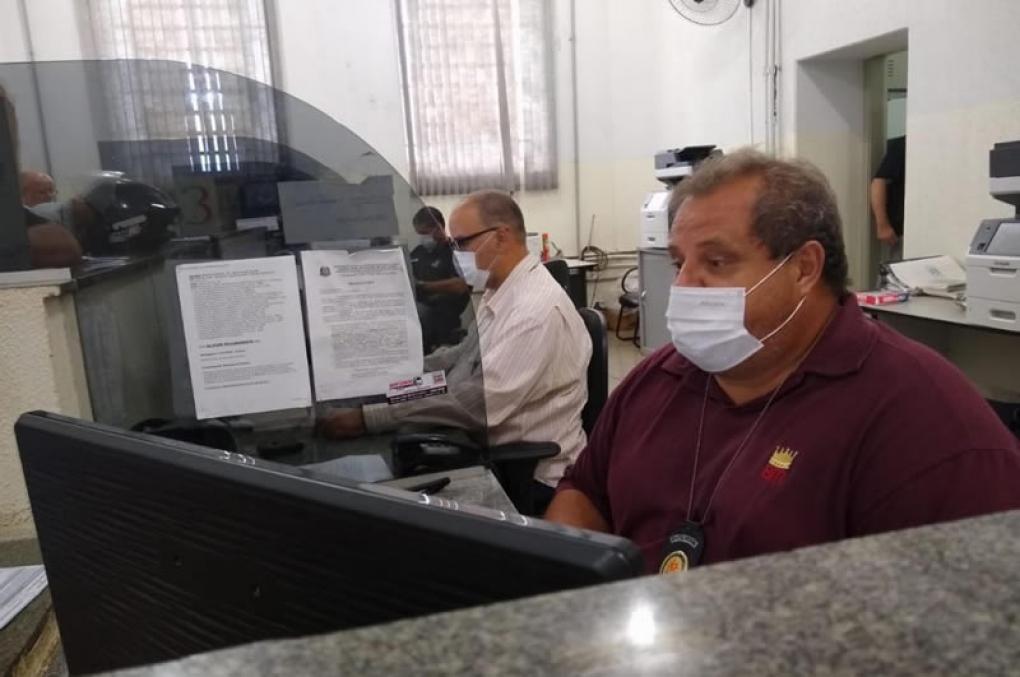 Certidão justifica a falta de interrogatório de preso por causa da pandemia do Coronavírus!