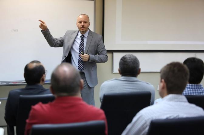 Delegado Vytautas dará curso sobre criptomoedas para Polícia Civil de Mato Grosso