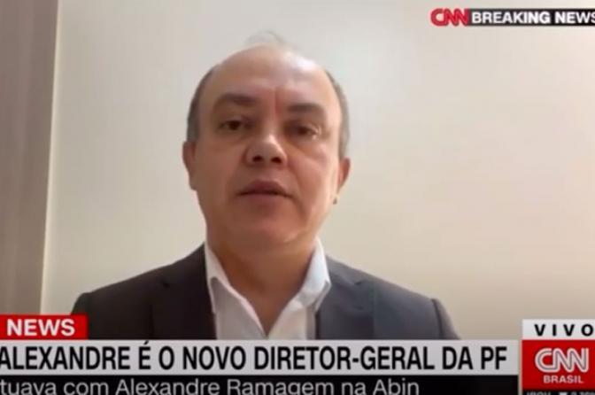 Edvandir Paiva, presidente da ADPF, fala sobre novo diretor geral da Polícia Federal