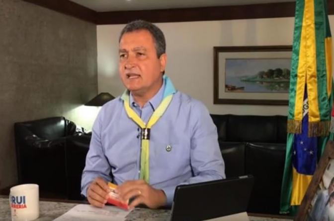 Governador da Bahia anuncia concurso para delegado e escrivão!
