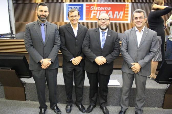 AdepolAM e Codese firmam parceria para planejamento socioeconômico para os próximos 20 anos