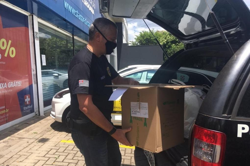 Operação da Polícia Civil investiga irregularidades em medicamentos de farmácias de Bauru