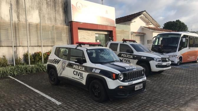 Operação desarticula grupo que desviou mais de R$ 25 milhões do IPM de João Pessoa