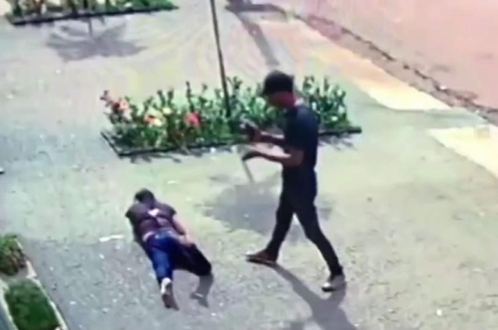 Marido e sobrinho são presos suspeitos de matar mulher por ciúmes; veja o vídeo