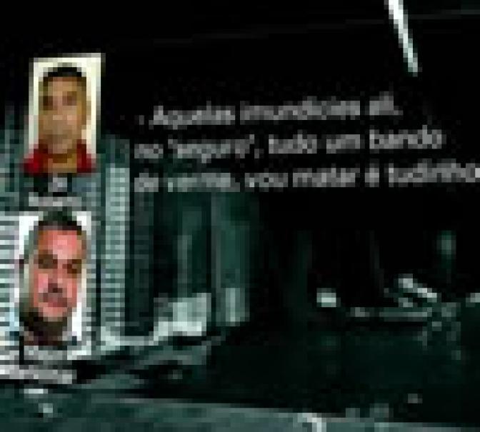 Políticos conversam com chefe de facção em Manaus! Veja o vídeo!