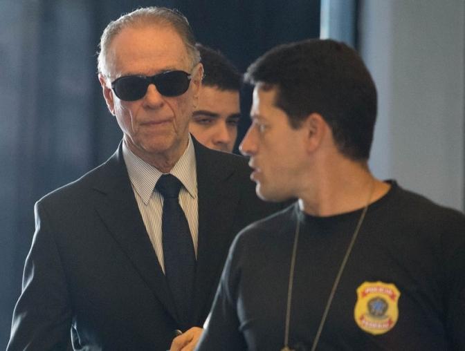 Nuzman é preso pela Polícia Federal em operação que investiga fraudes