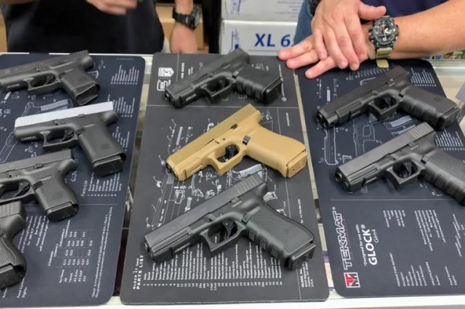 Policiais terão isenção na importação de armas, diz Bolsonaro