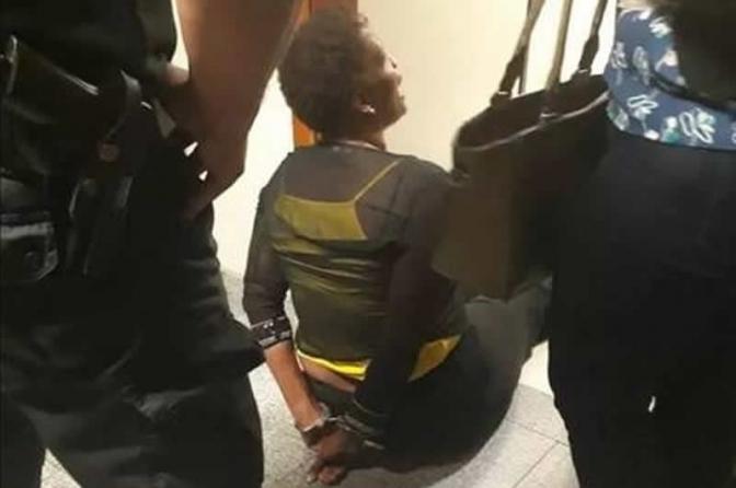 Desembargador afirma que advogada negra tinha que ser algemada