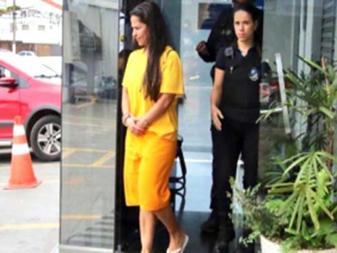 Personal esposa de coronel fica em silêncio na Polícia Civil do MT