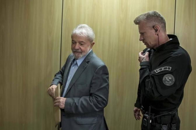 STJ nega recurso de Lula contra delegado da PF na Lava Jato