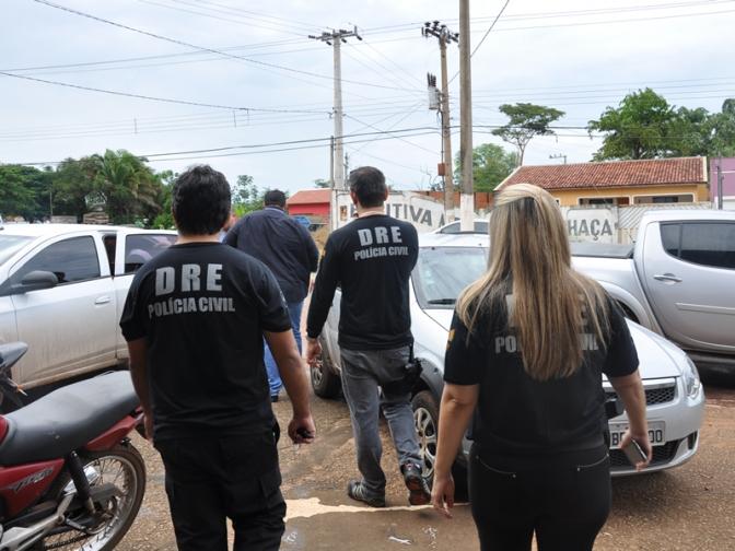 Polícia Civil de Mato Grosso desarticula rede de traficantes da capital