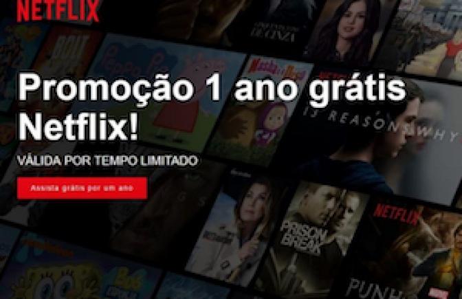 Golpe pelo WhatsApp oferece assinatura grátis com endereço falso da Netflix