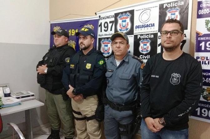 2ª fase da Operação 10º Mandamento faz varredura contra o crime no interior deMT