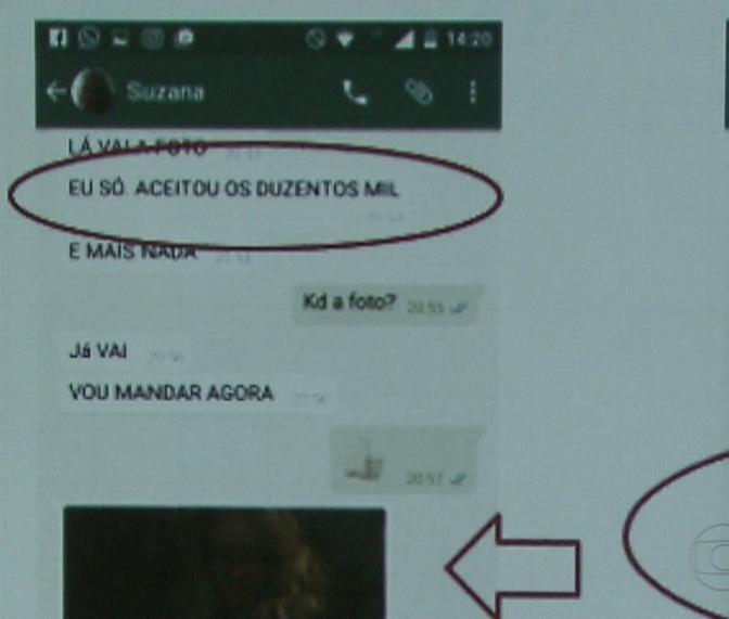Mulher é presa suspeita de simular o próprio sequestro e pedir R$ 200 mil