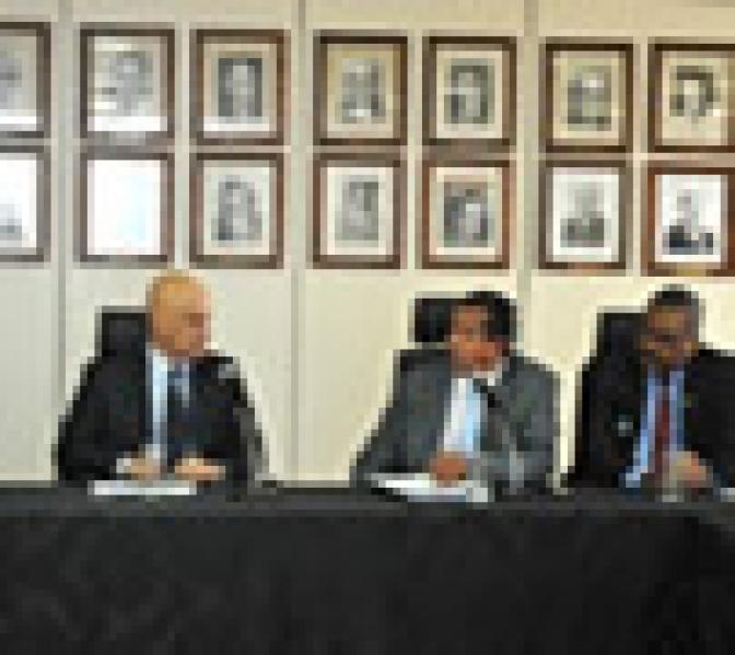 Governo Federalcria 'força nacional' de agentes penitenciários