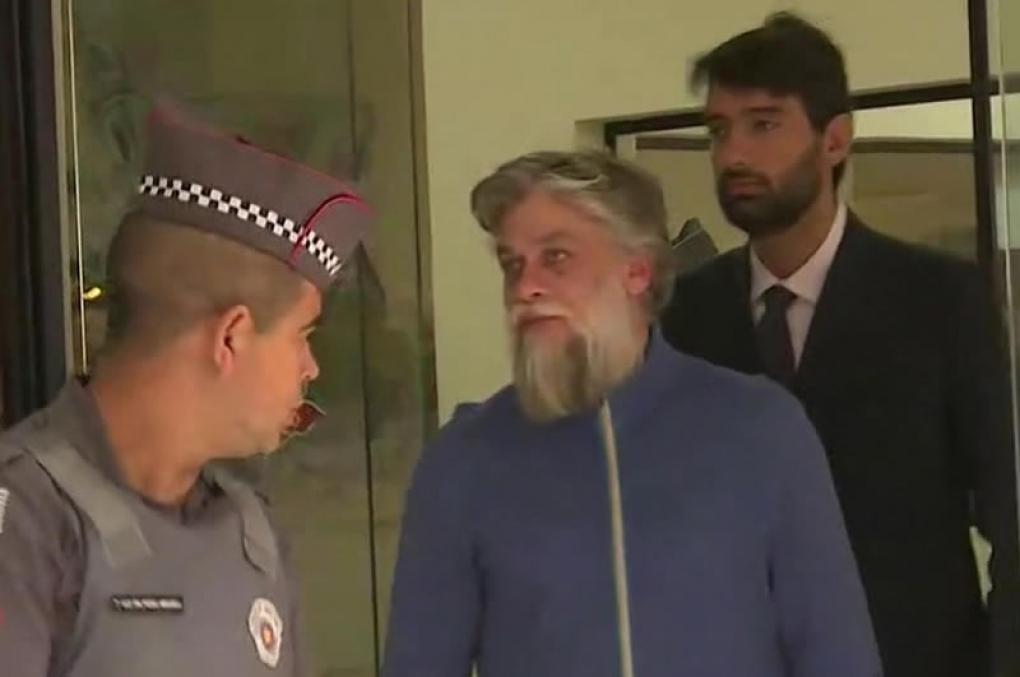 Ator Fábio Assunção recebe liberdade após ser detido por embriaguez ao volante